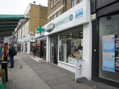 202 Portobello Road London acquisition for Bleinham Pharmacy and rent review