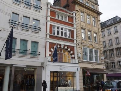 Acquisition of 77 New Bond Street for Johnstons of Elgin