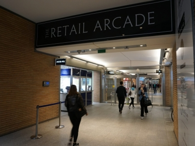 Acquisition of shop for Ace-FX in The Retail Arcade at The Shard London Bridge