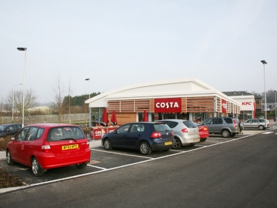 Acquisition for Costa of semi drive thru Tunbridge Wells & Thanet