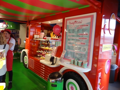 Acquisition of lease in Hamleys, Regent Street for Candy Cakes