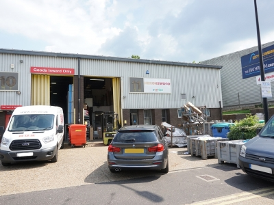 Lease renewal for Heronswood Press