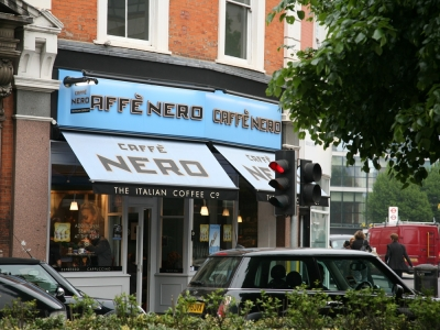 Sale to Café Nero, Hammersmith