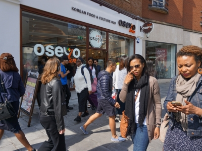 Islington, Liverpool Road, Acquisition for Oseyo (H Mart)