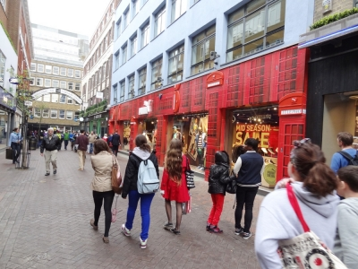 Two rent reviews for Puma UK Ltd, Carnaby Street, London